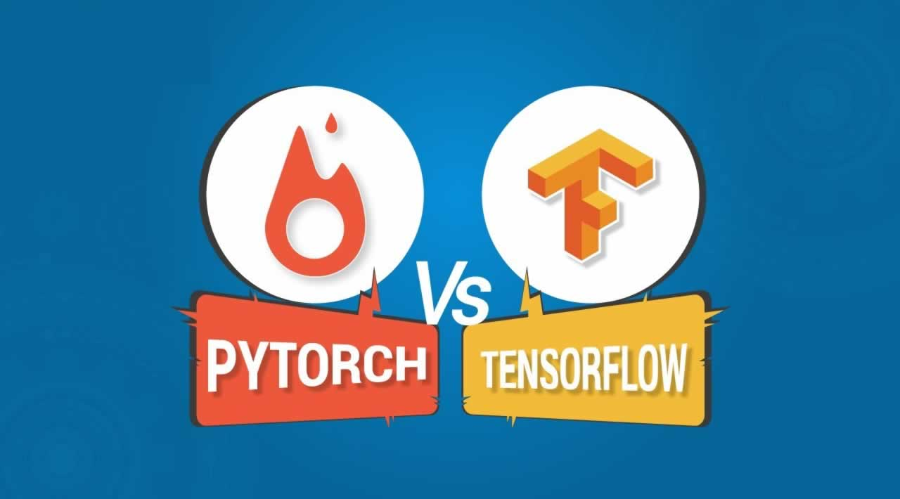 TensorFlow Vs PyTorch: Comparison of the Machine Learning Libraries