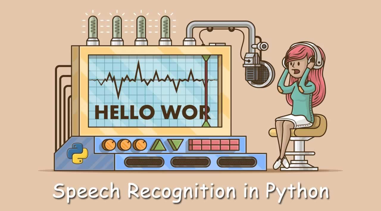 Speech Recognition in Python