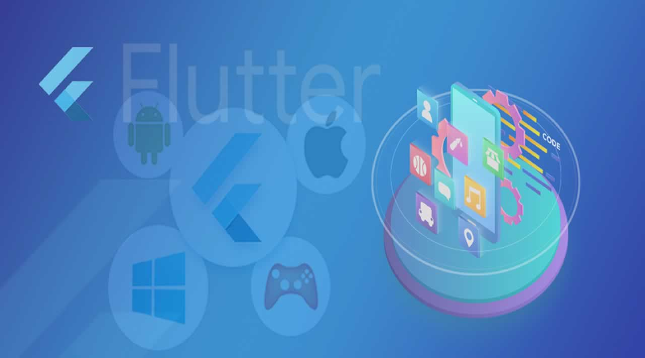 Flutter is the future of mobile app development 👏👏👏