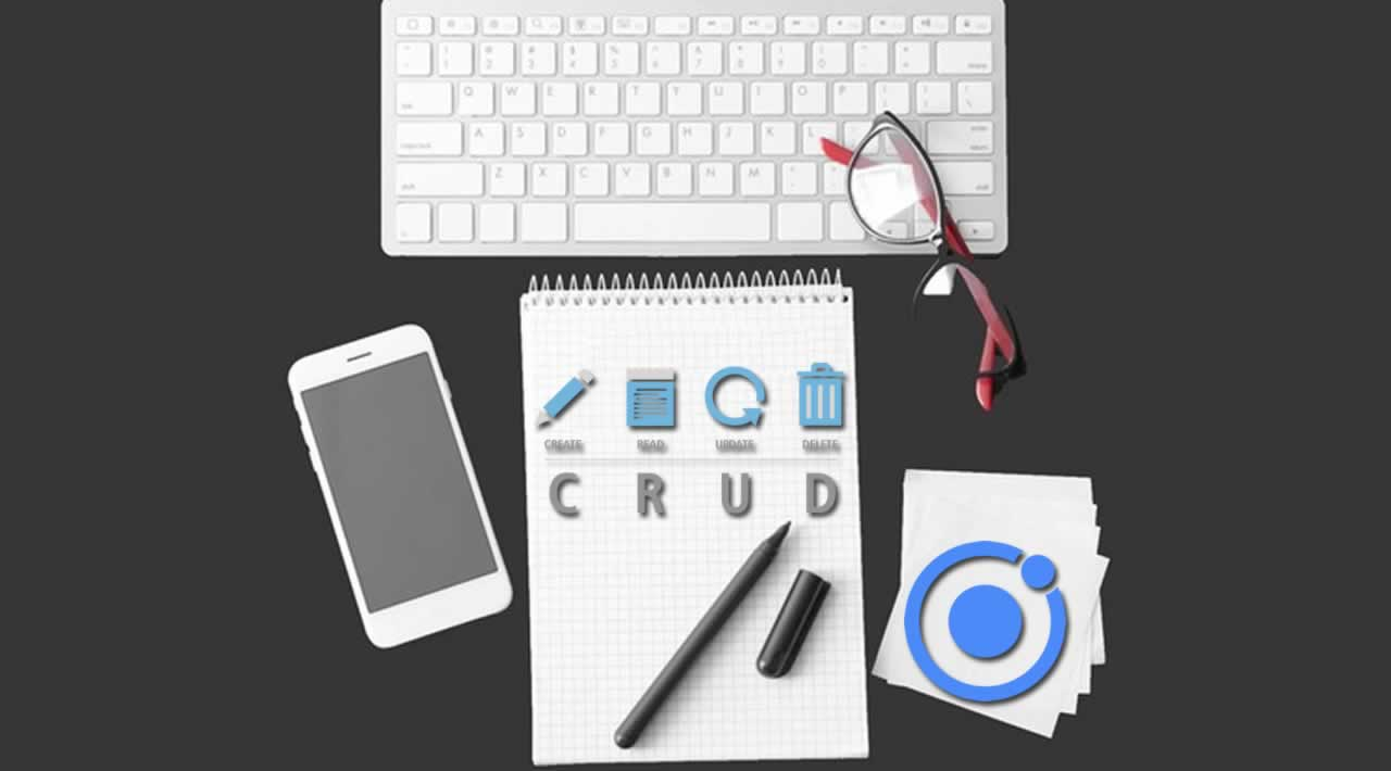 How to Create a CRUD To-do App Using Ionic 4