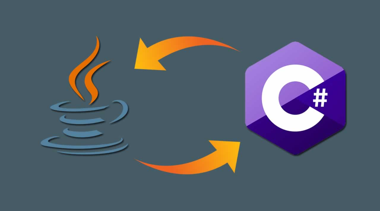 Java to C# – C# to Java