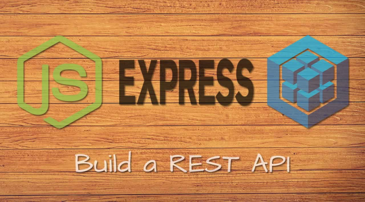 Build a REST API with Express and Sequelize