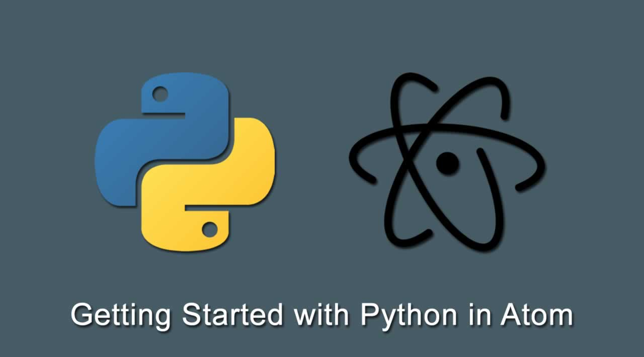 Getting Started with Python in Atom
