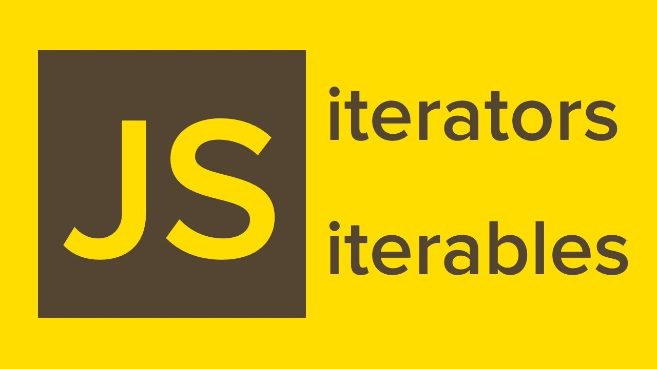 Understanding Iterators and Iterables in JavaScript
