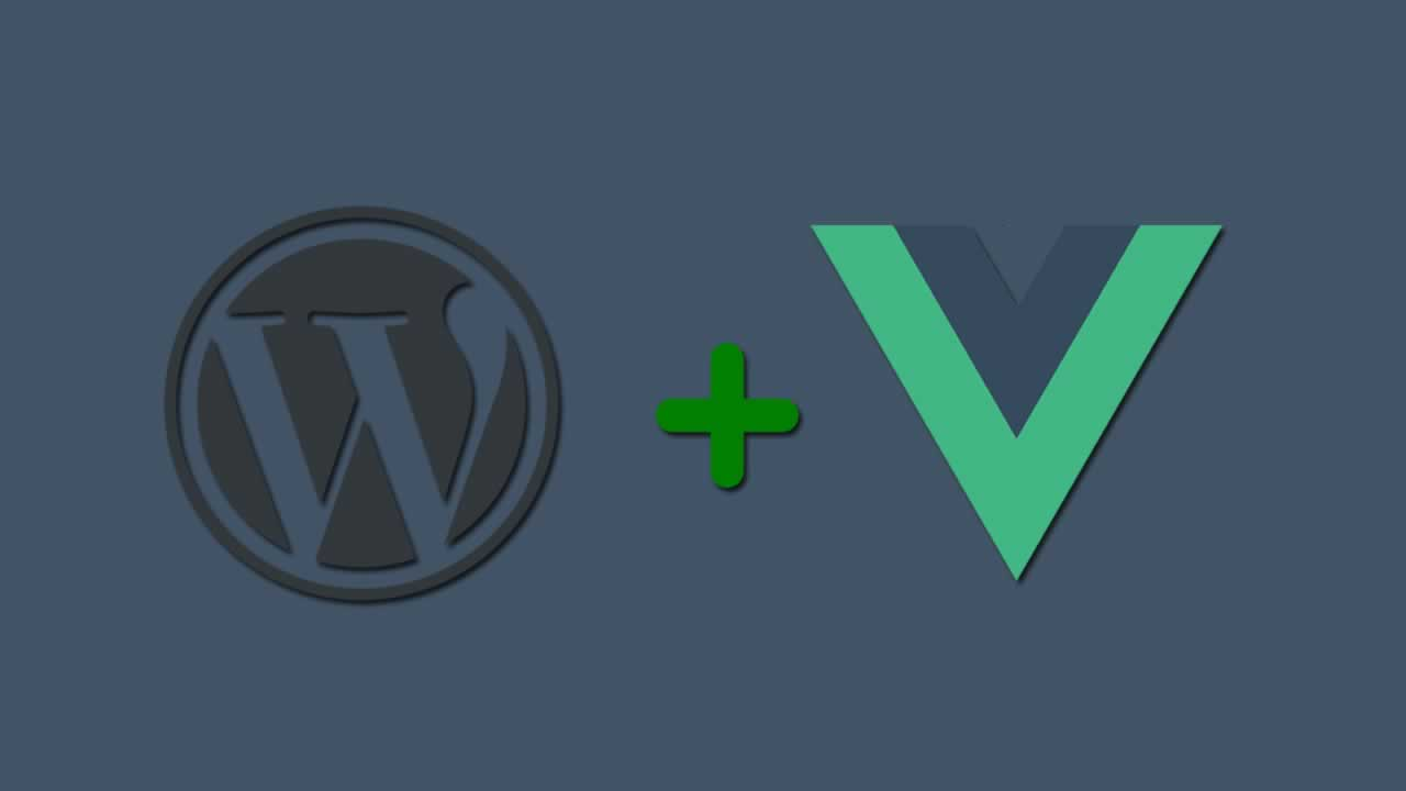 Building a WordPress Plugin with Vue