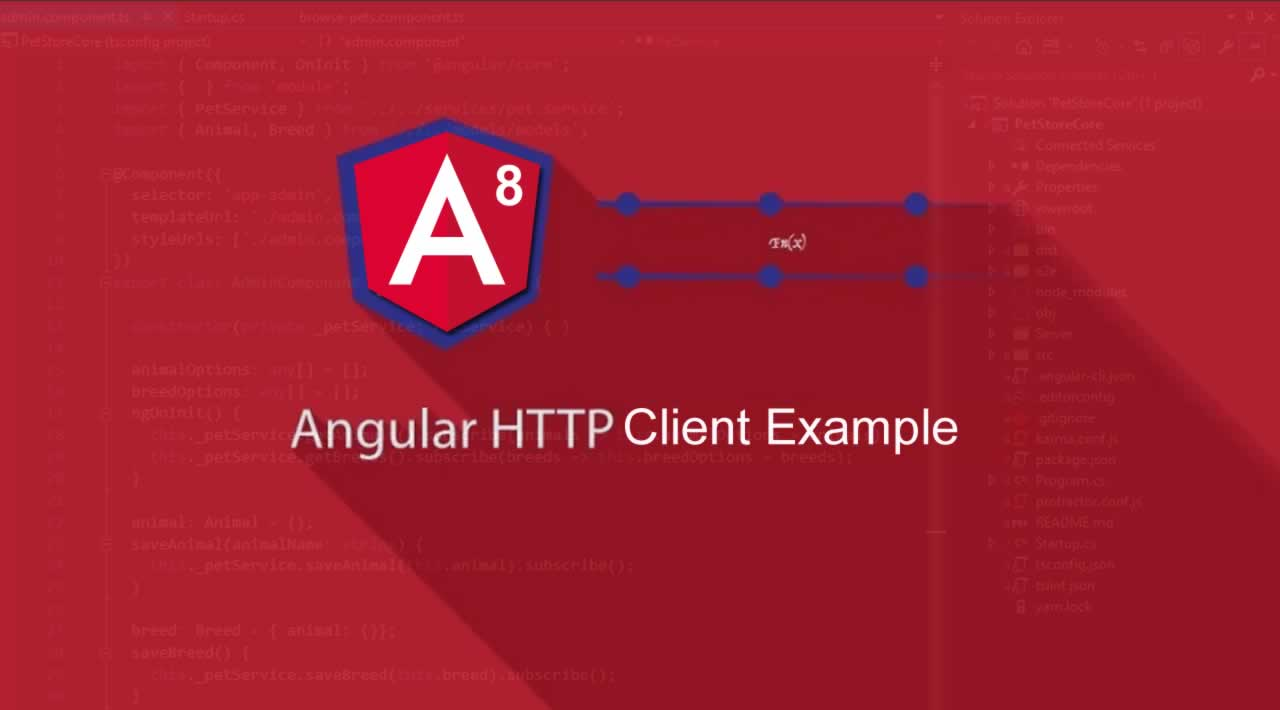 Angular 8 HttpClient Example | How To Send AJAX Request In Angular