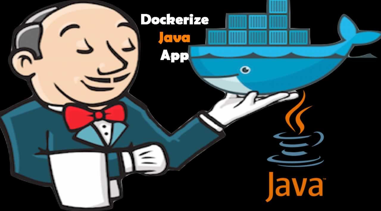 Dockerize Java App
