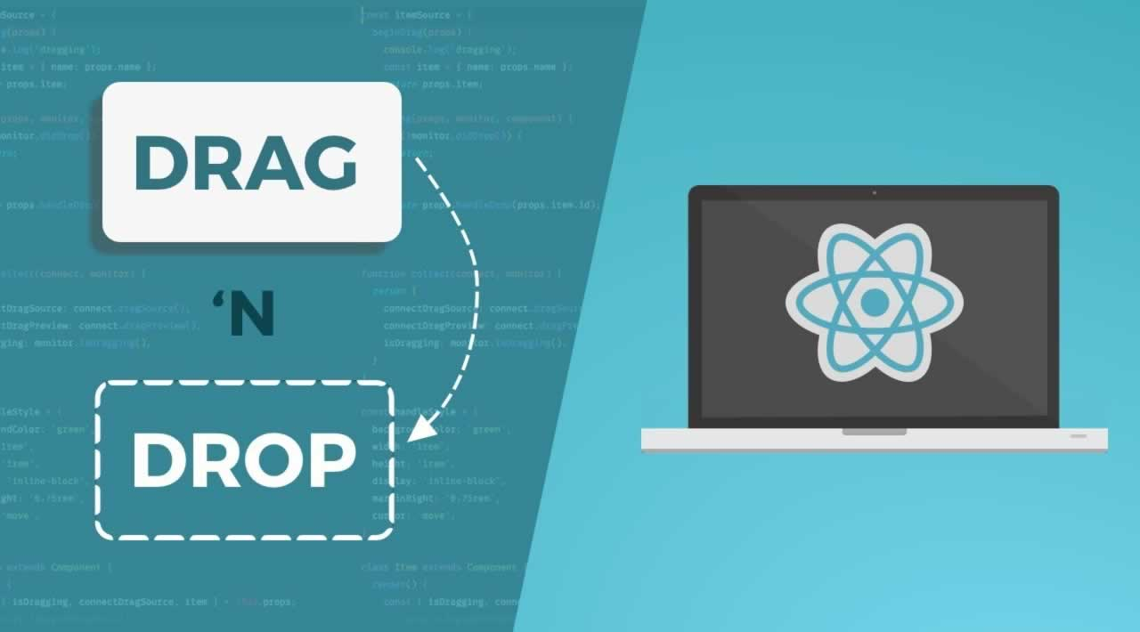 Drag and Drop with React