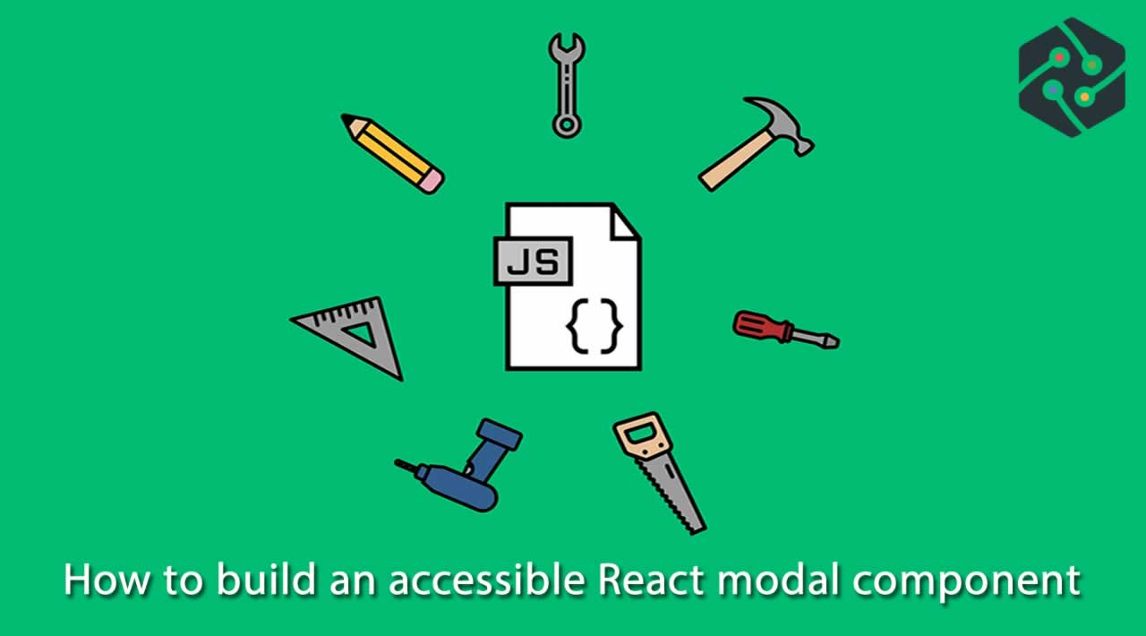 How to build an accessible React modal component