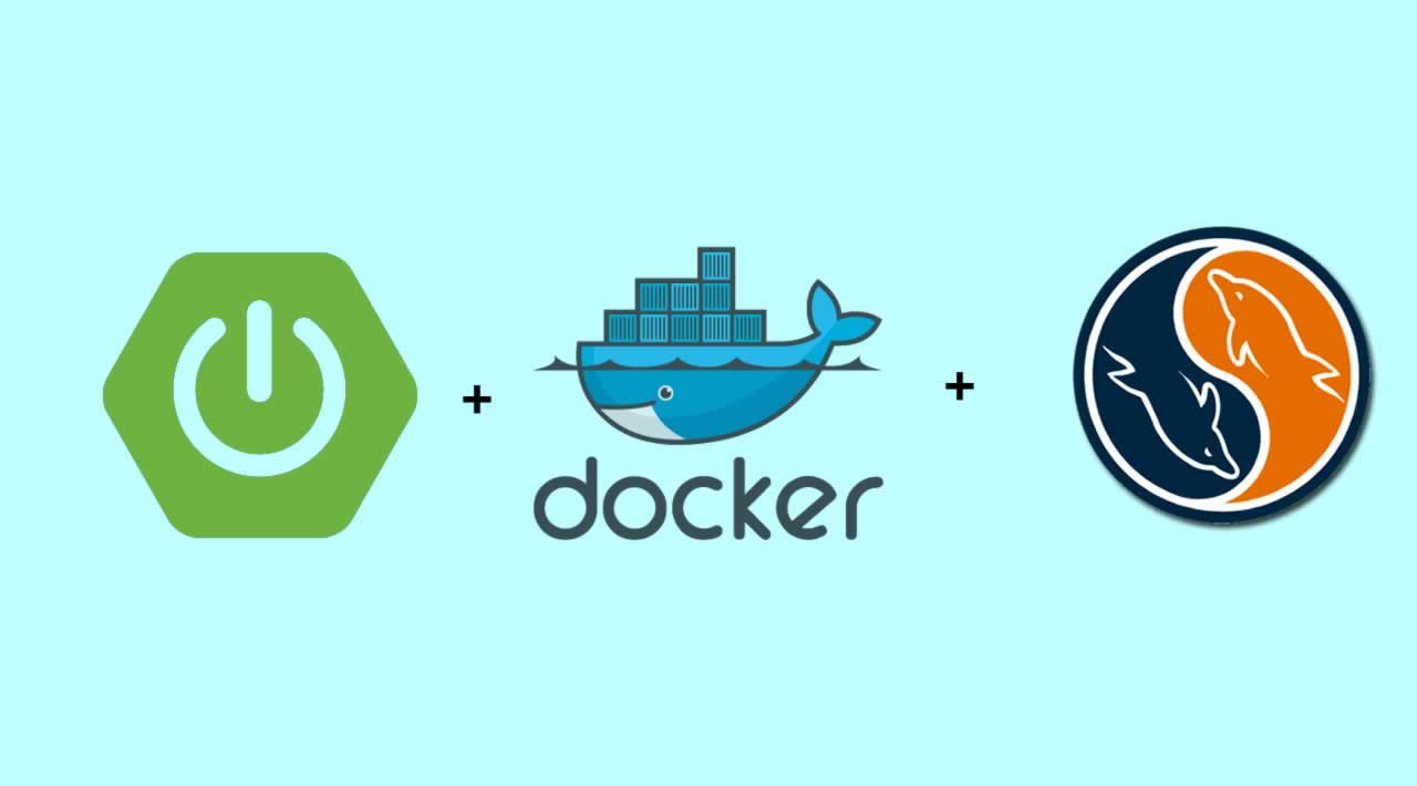 Introduction Docker With Spring Boot and MySQL