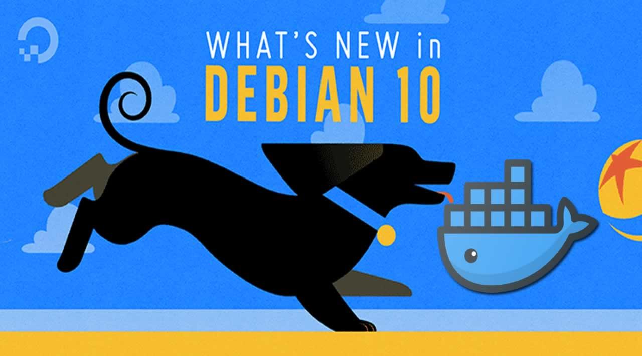 Install and Use Docker on Debian 10
