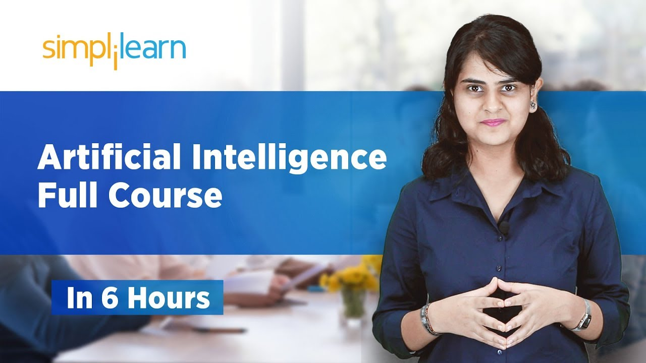 Artificial Intelligence Tutorial - AI Full Course