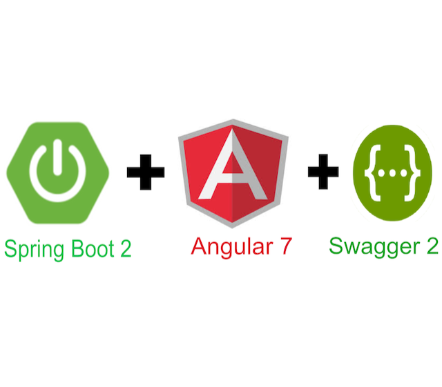 Generating and Consuming REST APIs with Spring Boot 2, Angular 7 and Swagger 2