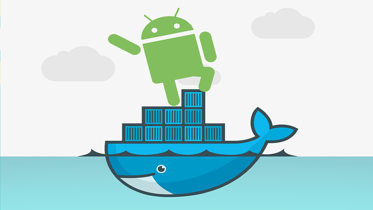 Running Android Tests in Docker