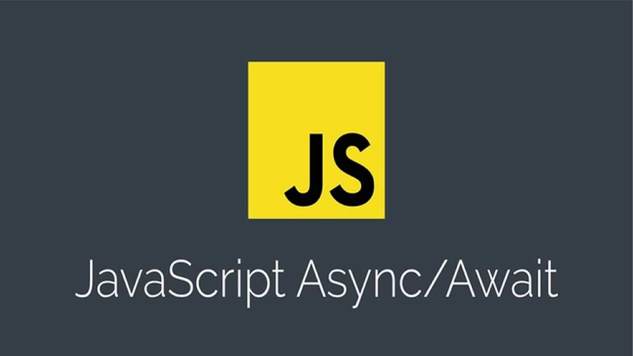 JavaScript async and await in loops