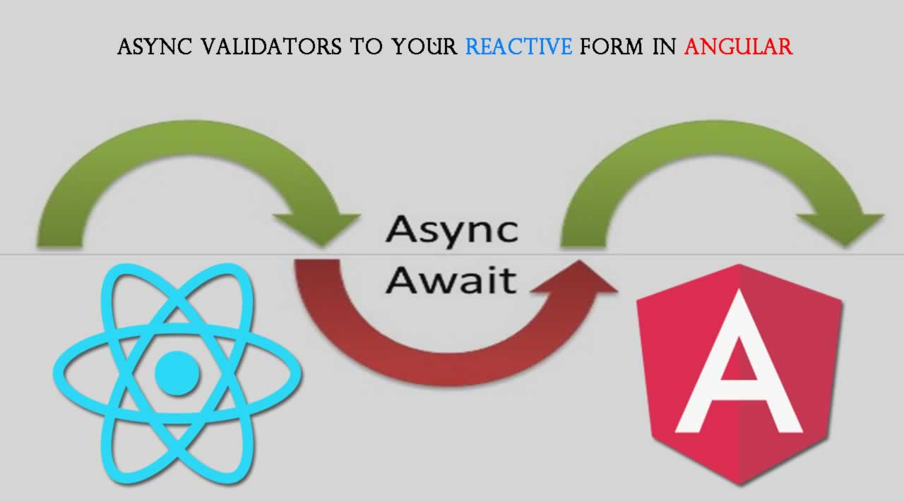 Adding async Validators to your Reactive form in Angular