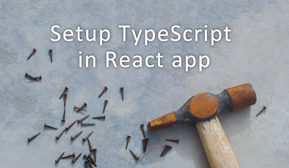 Why and How to use TypeScript in your React App?