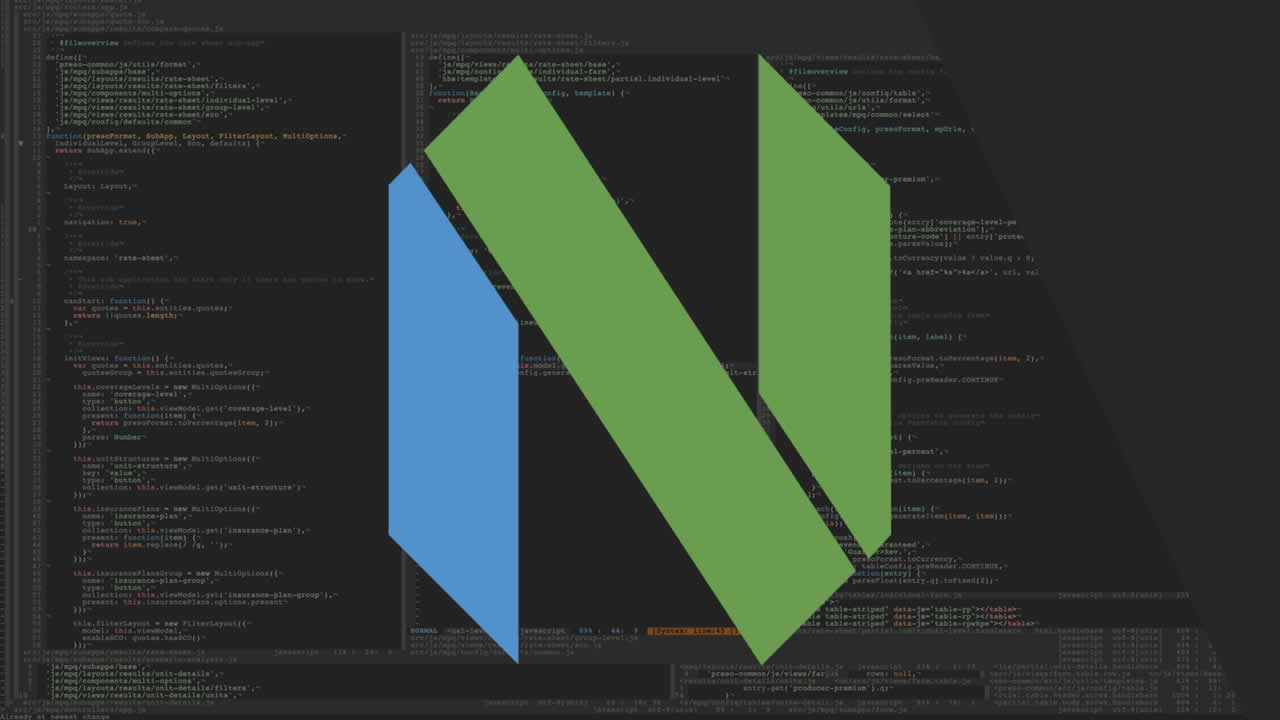 A guide to modern Web Development with (Neo)vim