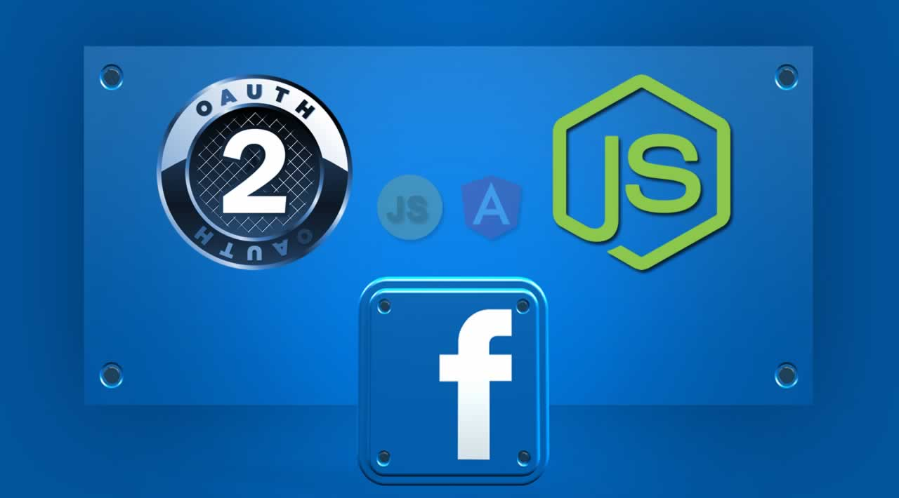 Facebook Login using Oauth2 authentication and Nodejs