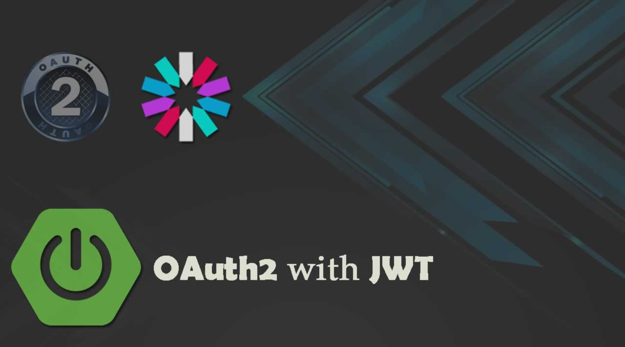 OAuth2 with JWT - Spring Boot
