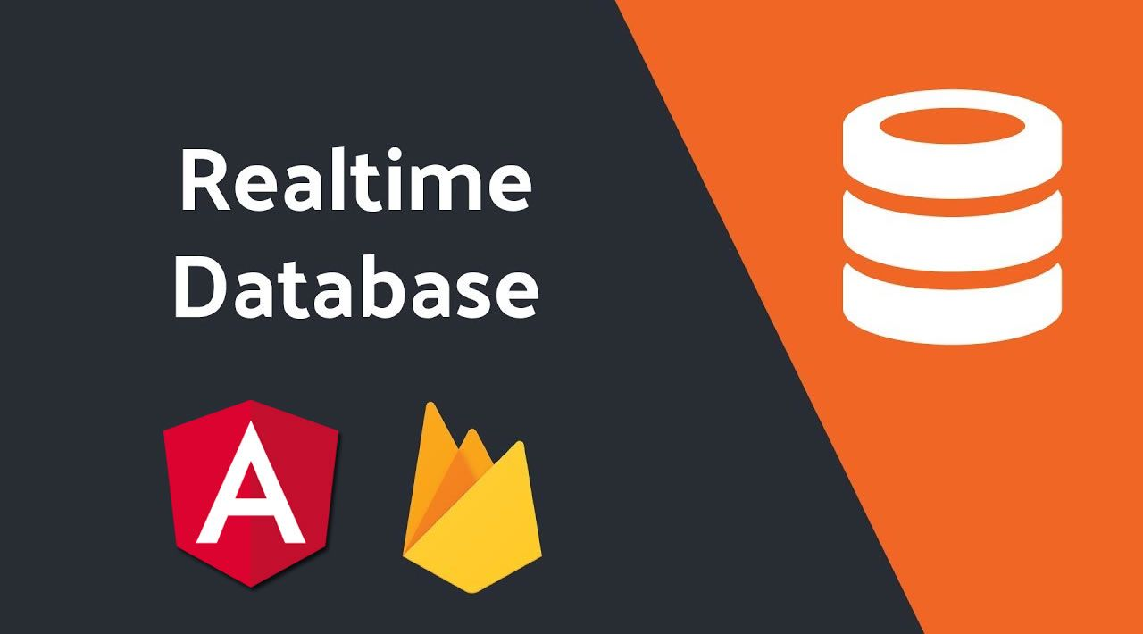 Connect Firebase Realtime NoSQL Cloud Database with Angular App