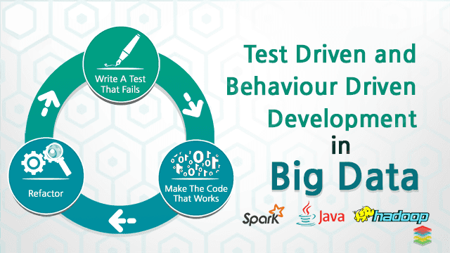 Test-Driven Development for Big Data and Apache Spark