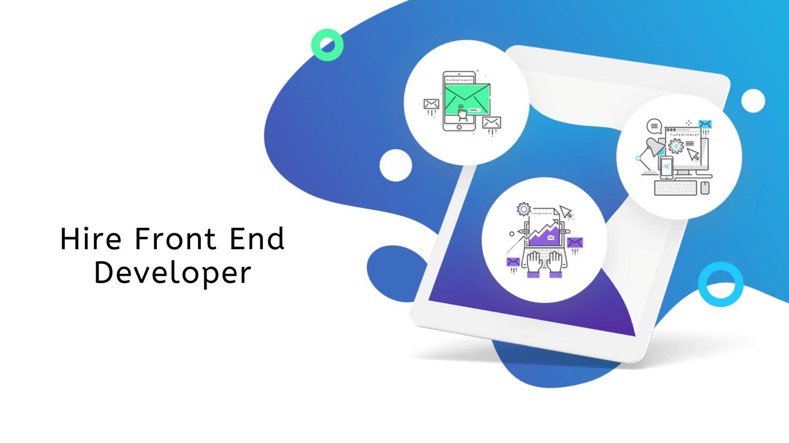 Hire Front End Developer