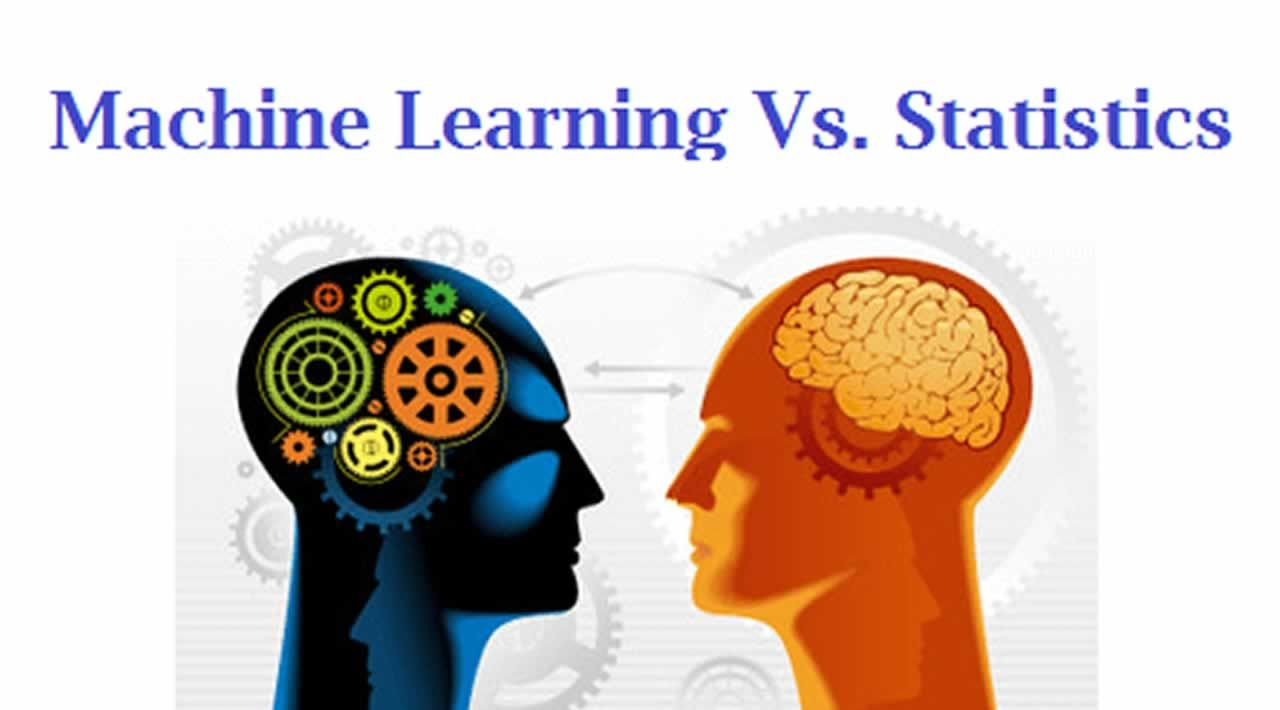 The difference between Machine Learning vs. Statistics