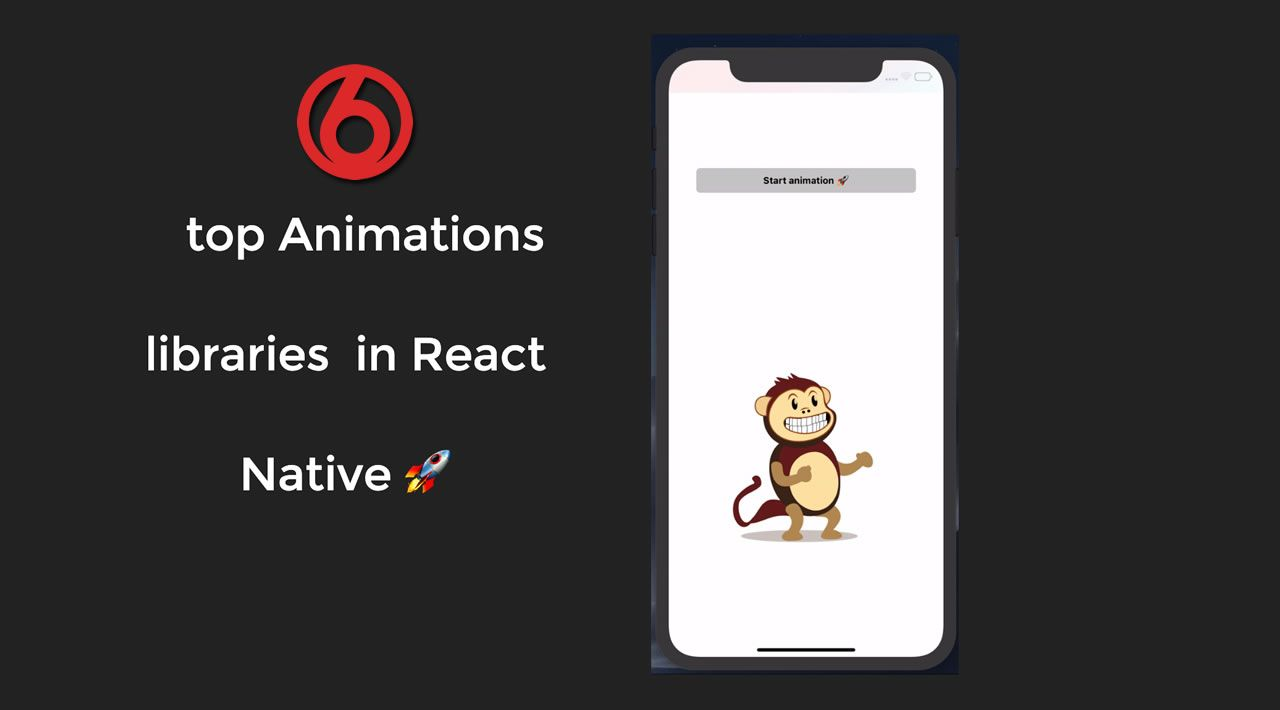 Top 6 Animation Libraries in React Native