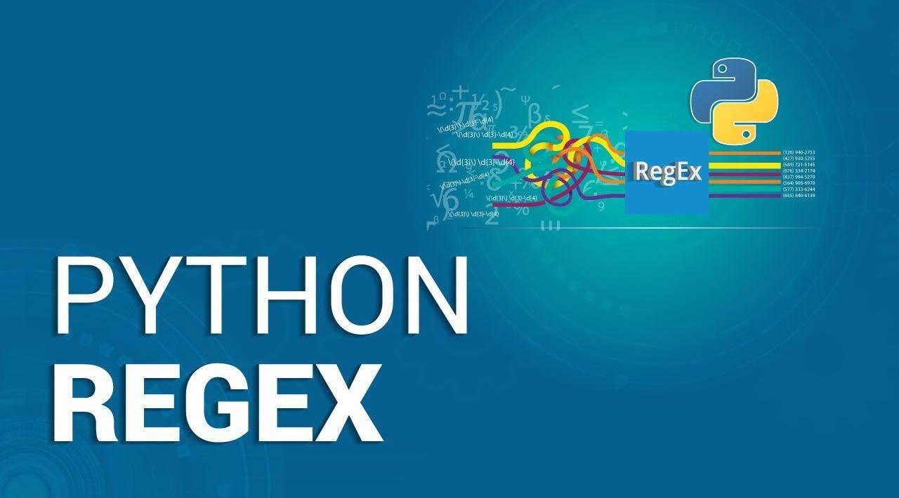 Regex in Python—A-Z
