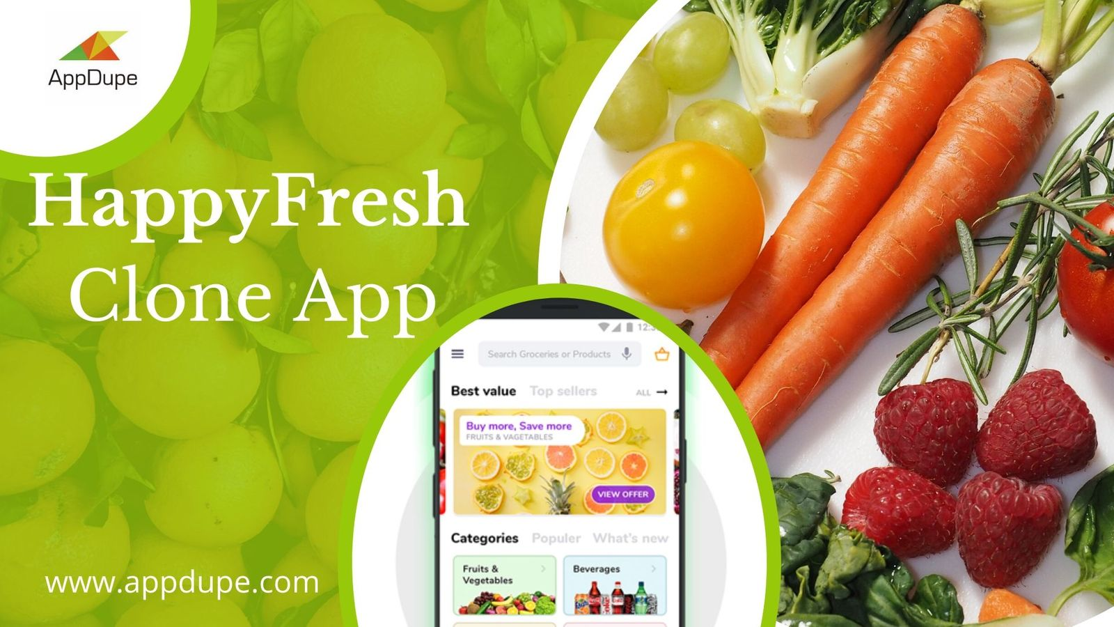 Aspiring to develop a HappyFresh clone? : Here are certain pointers worth considering