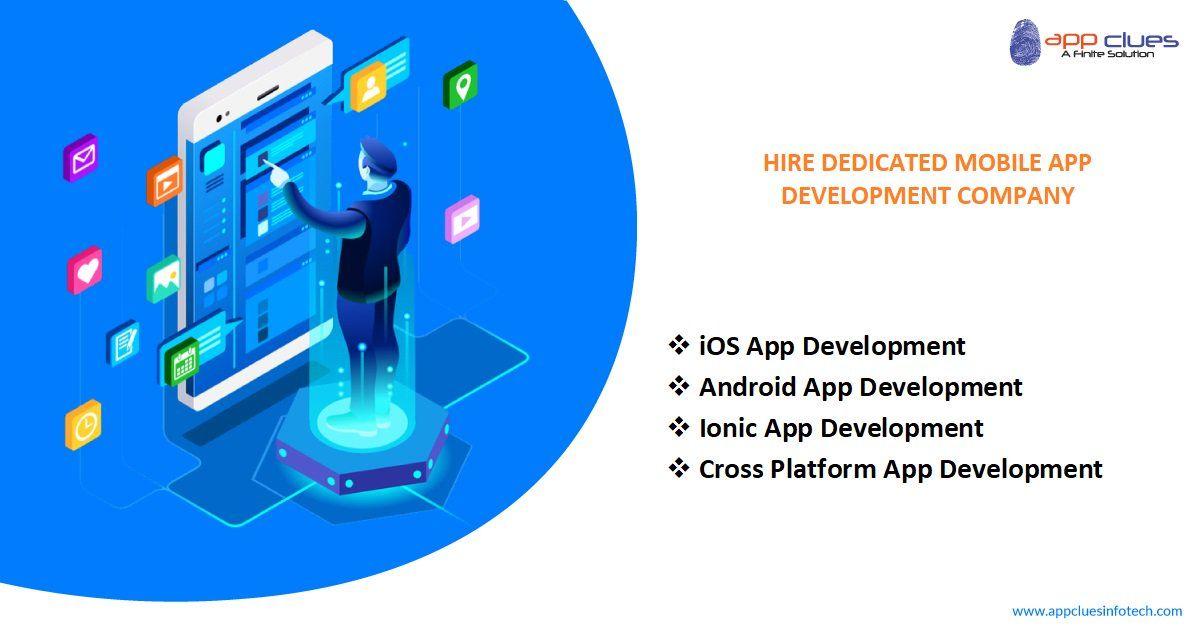 Hire Dedicated Mobile App Development Company