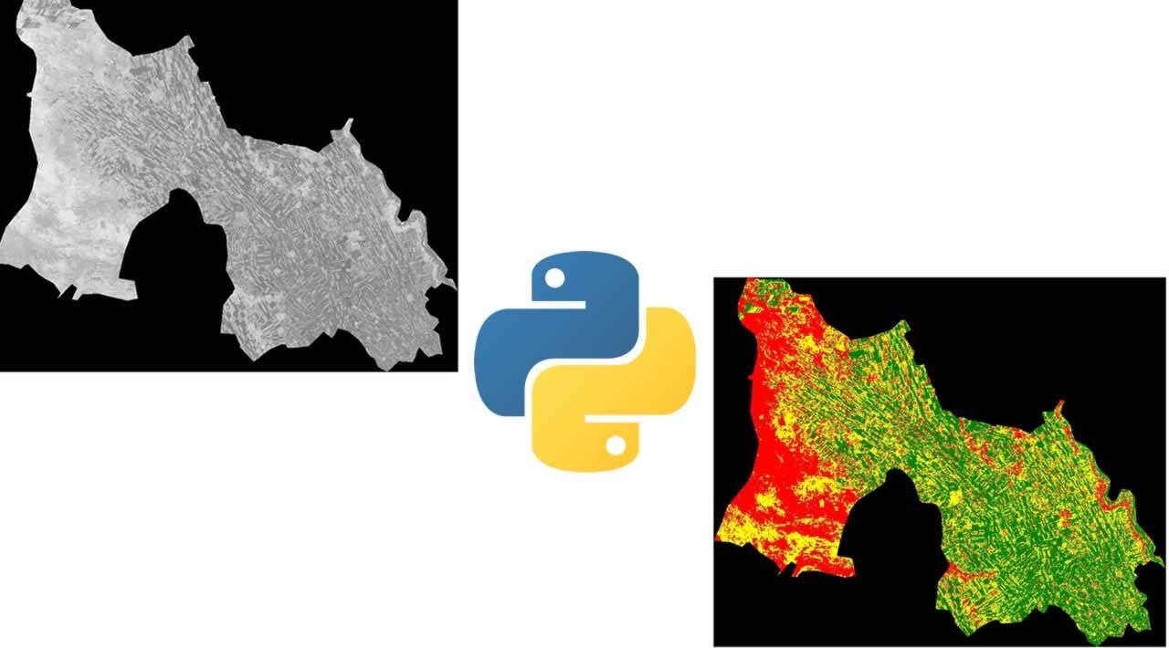 Sentinel-2 Image Clustering in Python