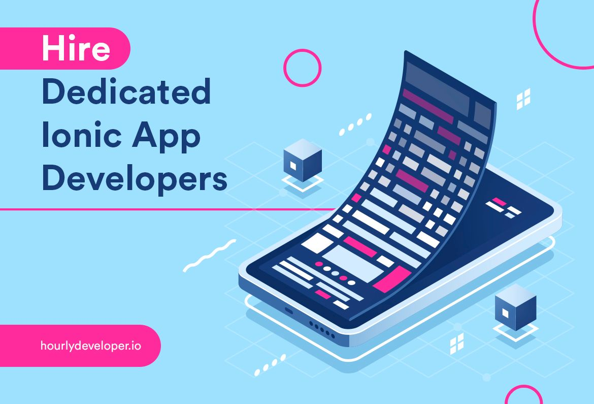 Hire Dedicated Ionic Developers