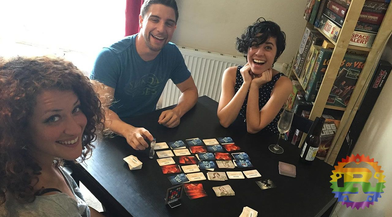 Playing Codenames with Rust