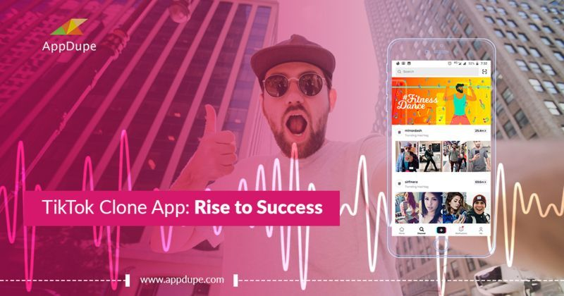 TikTok clone app: Notable features and its market trends