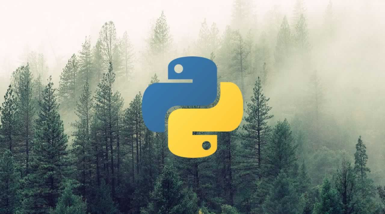 Classification with Random Forests in Python