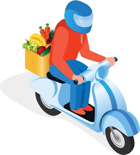 Uber for Grocery – Your Companion to Fast Grocery Shopping