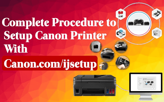 Setup Canon ij printer complete process in brief guide