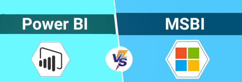 Difference Between MSBI and Power BI