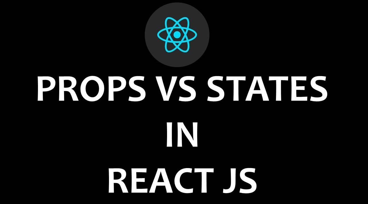 Props vs State in React