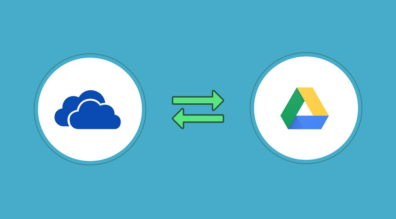 Transfer Files from Microsoft OneDrive to Google Cloud Storage