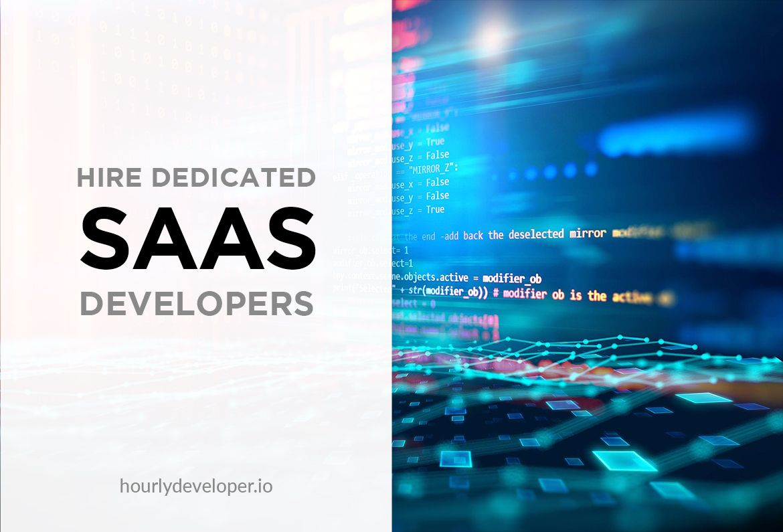 Hire Dedicated SaaS Developer