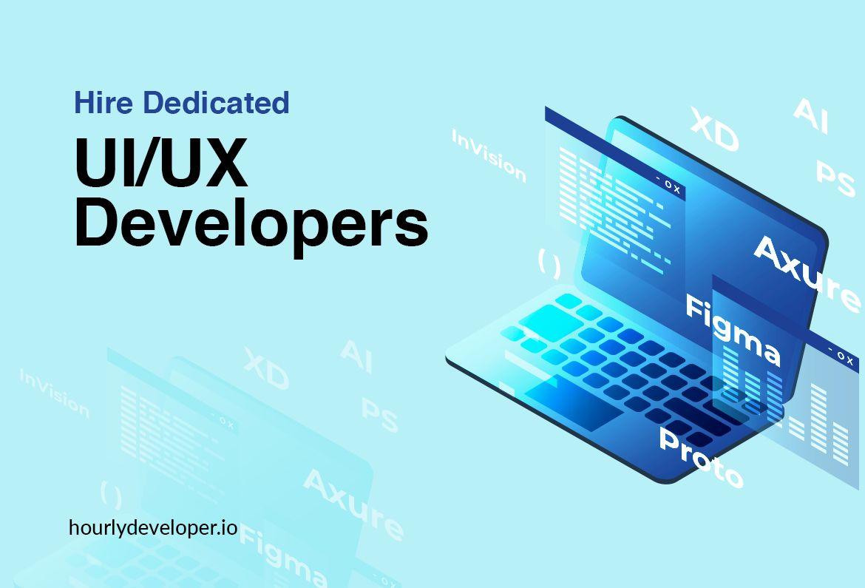 Hire Dedicated UI/UX Developer