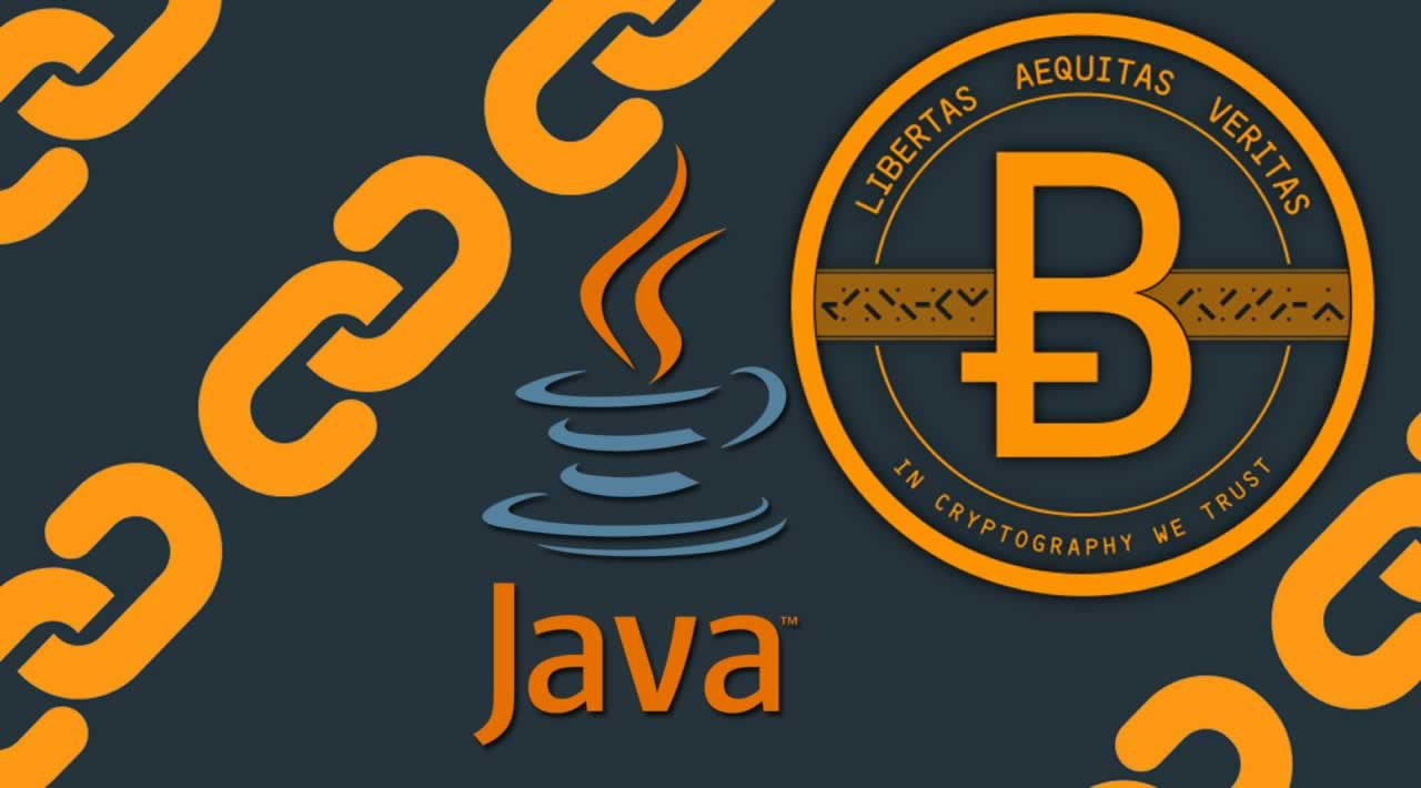How to Create Your First Blockchain with Java Code