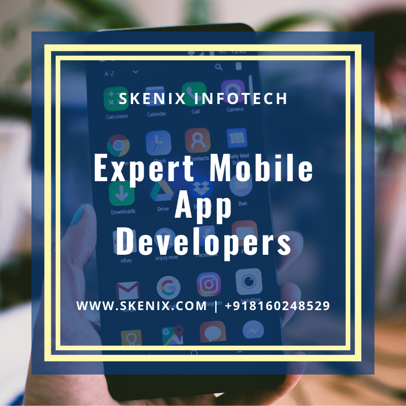 Are you in search of expert Mobile App Developers?