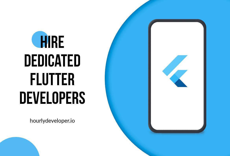 Hire Dedicated Flutter Developer