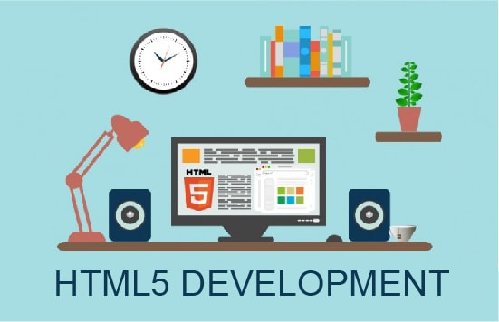 HTML 5 Development agency in pune