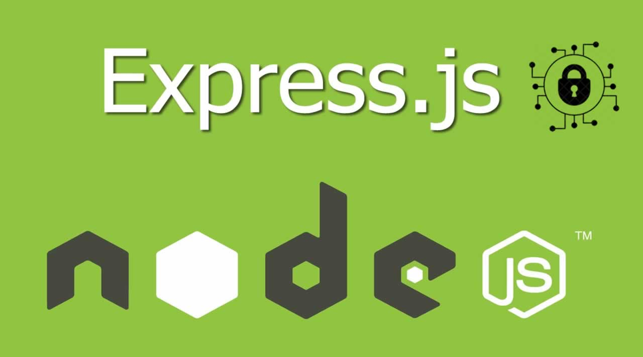 Security Best Node.js - Managing Sessions in Express.js