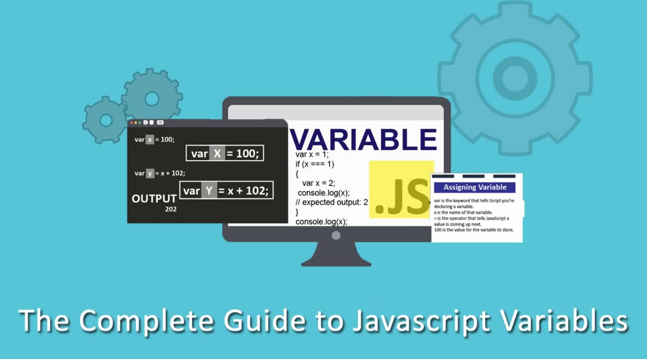 The Complete Guide to Javascript Variables